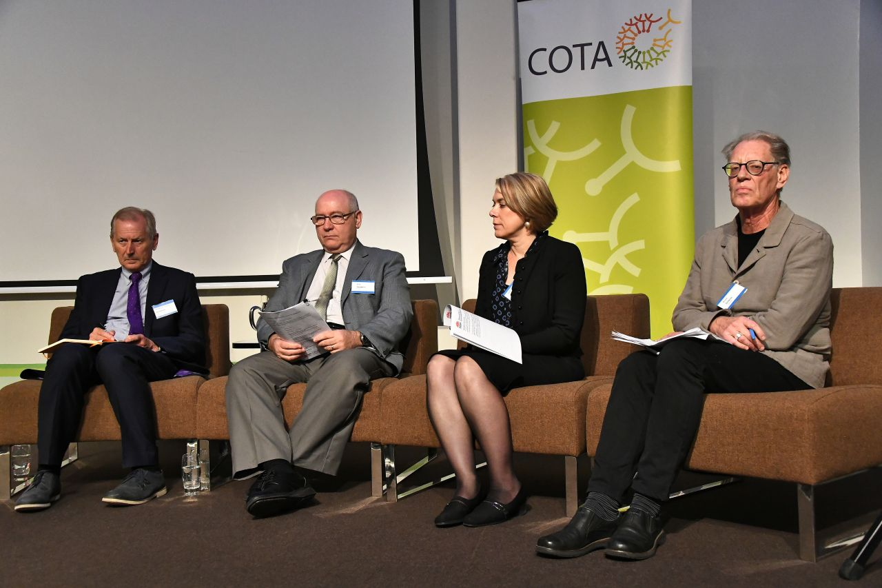 Panel Discussion on the key challenges and opportunities in housing an older population